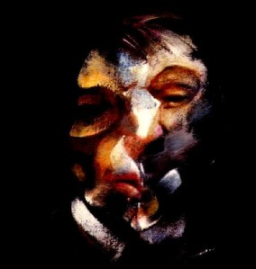 Francis Bacon. Self Portrait, 1971.