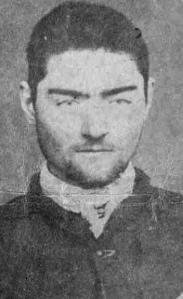 Ned Kelly, 1874.