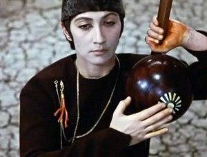 Sergei Paradjanov. The Colur of Pomegranates, 1968.No4.