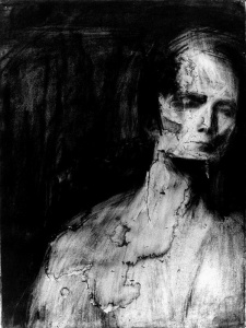 Frank Auerbach. Head of E. O. W. 1960.
