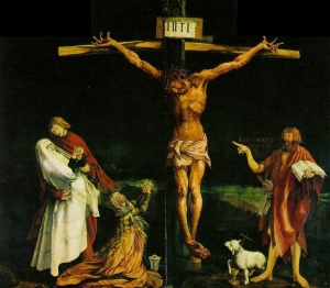 Matthias Grunewalt. The Isenheim Alterpiece, 1512-16.