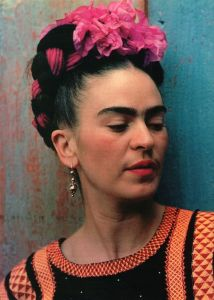 Frida Kahlo by Nickolas Murray, 1939.