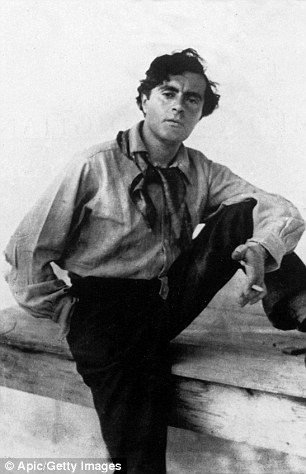 Amedeo Modigliana, 1918.