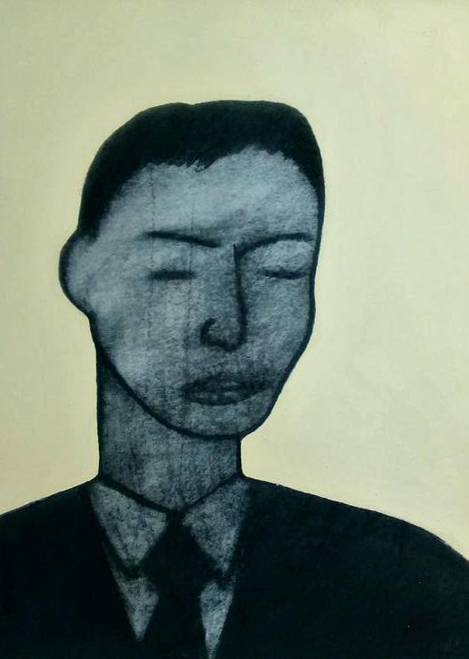 Portrait. February, 2017.