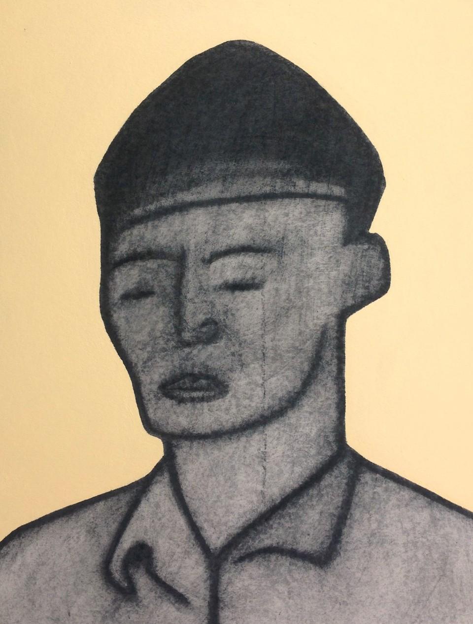 Portrait. August 2017.